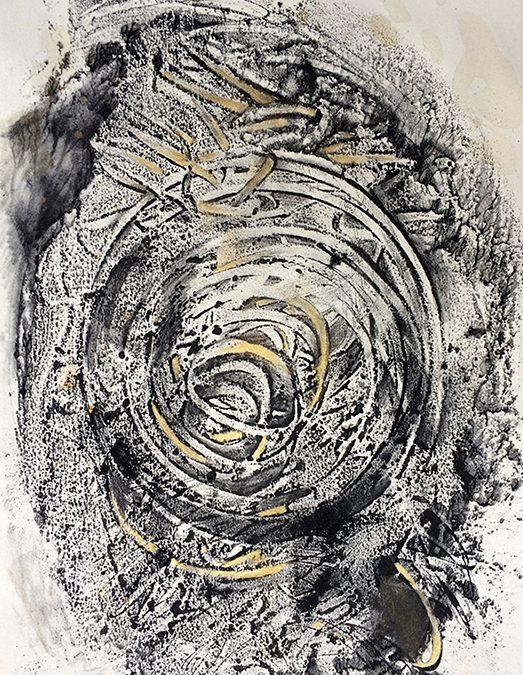 Rust and Monoprints (2)