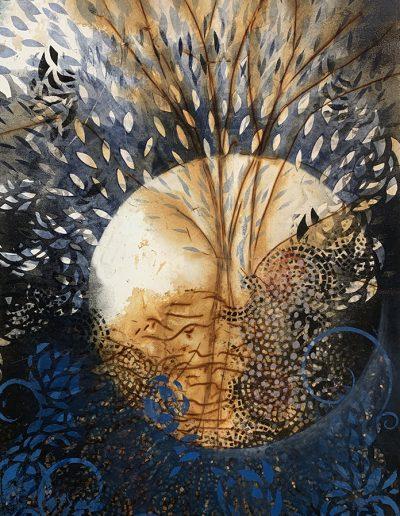 Karen Hunter McLaughlin, Dark Moon, Monotype